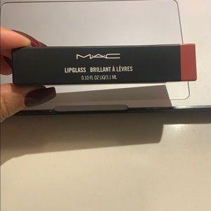Brand New MAC lipglass